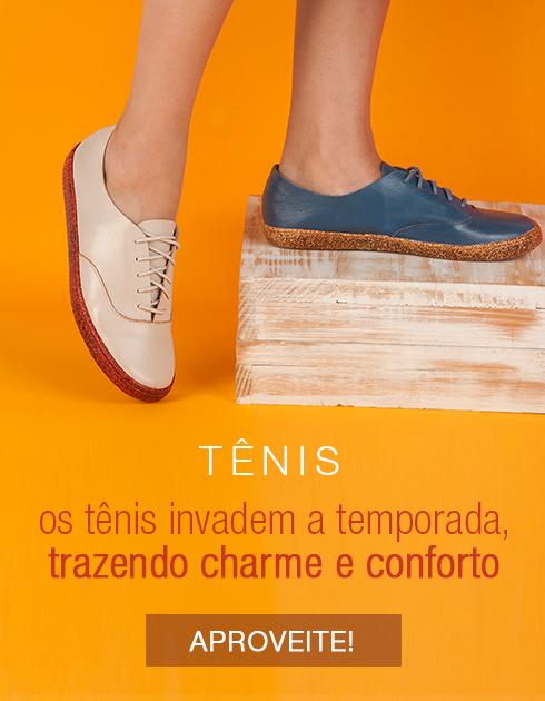 1345d23372 Loja de Sapatos Femininos  Sapatilhas