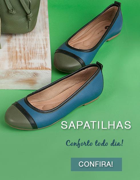 2703c54873 Loja de Sapatos Femininos  Sapatilhas