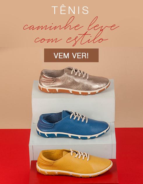 Loja de Sapatos Femininos: Sapatilhas, Sandálias e mais