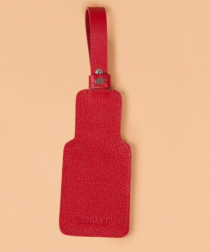 Tag Mala - Vermelho u - vermelho