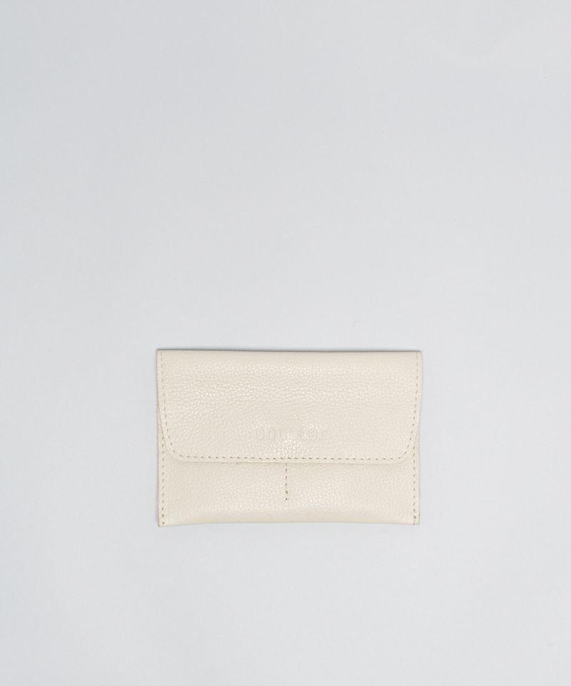 Porta Passaporte - Offwhite u - offwhite
