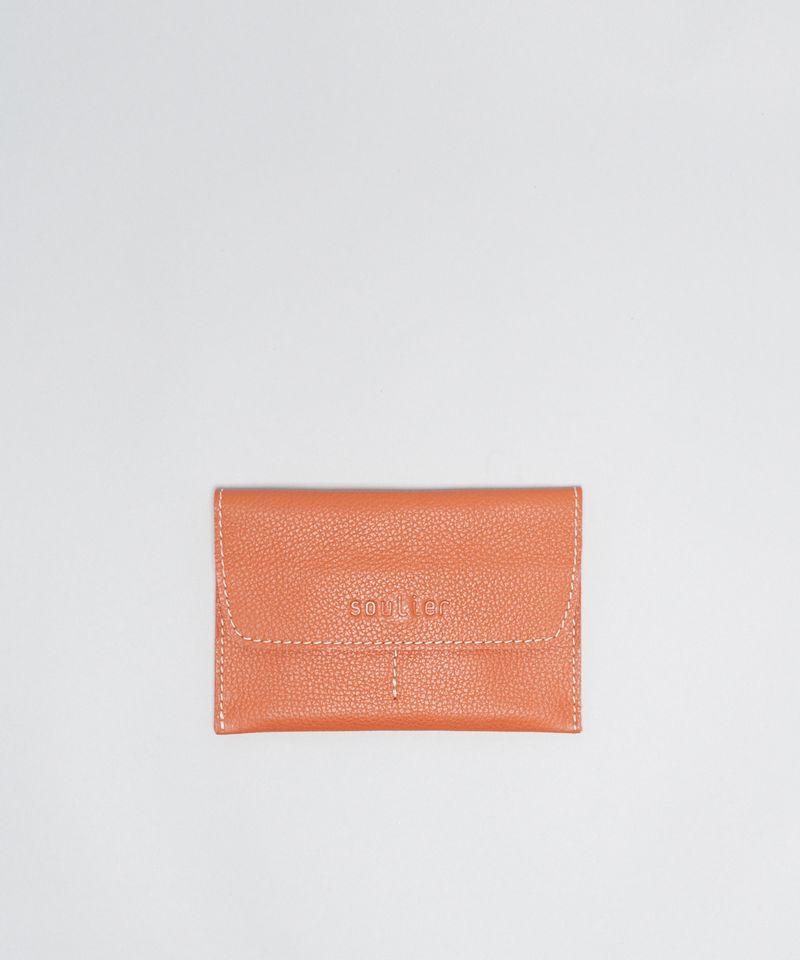 Porta Passaporte - Laranja u - laranja