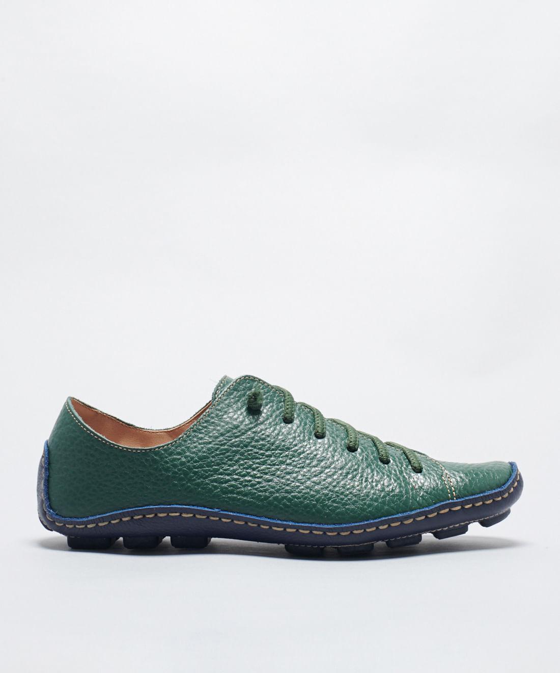 Tênis Comfort Croma - Verde