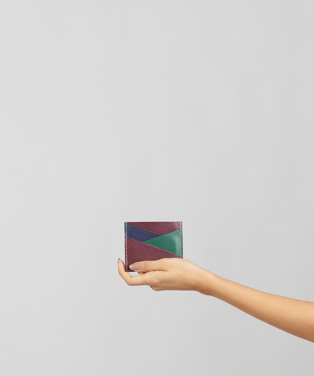 Porta Cartão Croma - Vinho