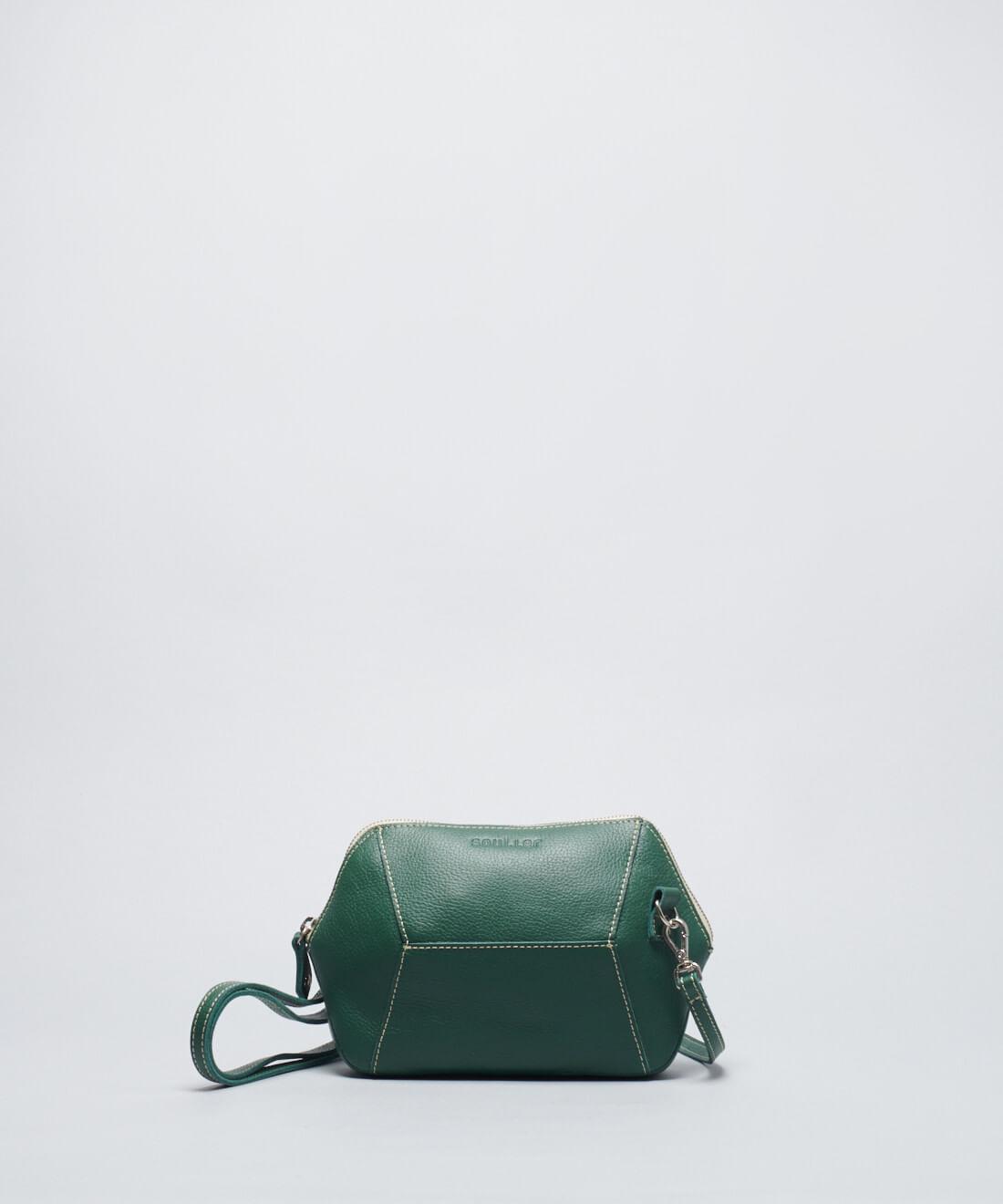 Bolsa Hexagonal Trend - Verde