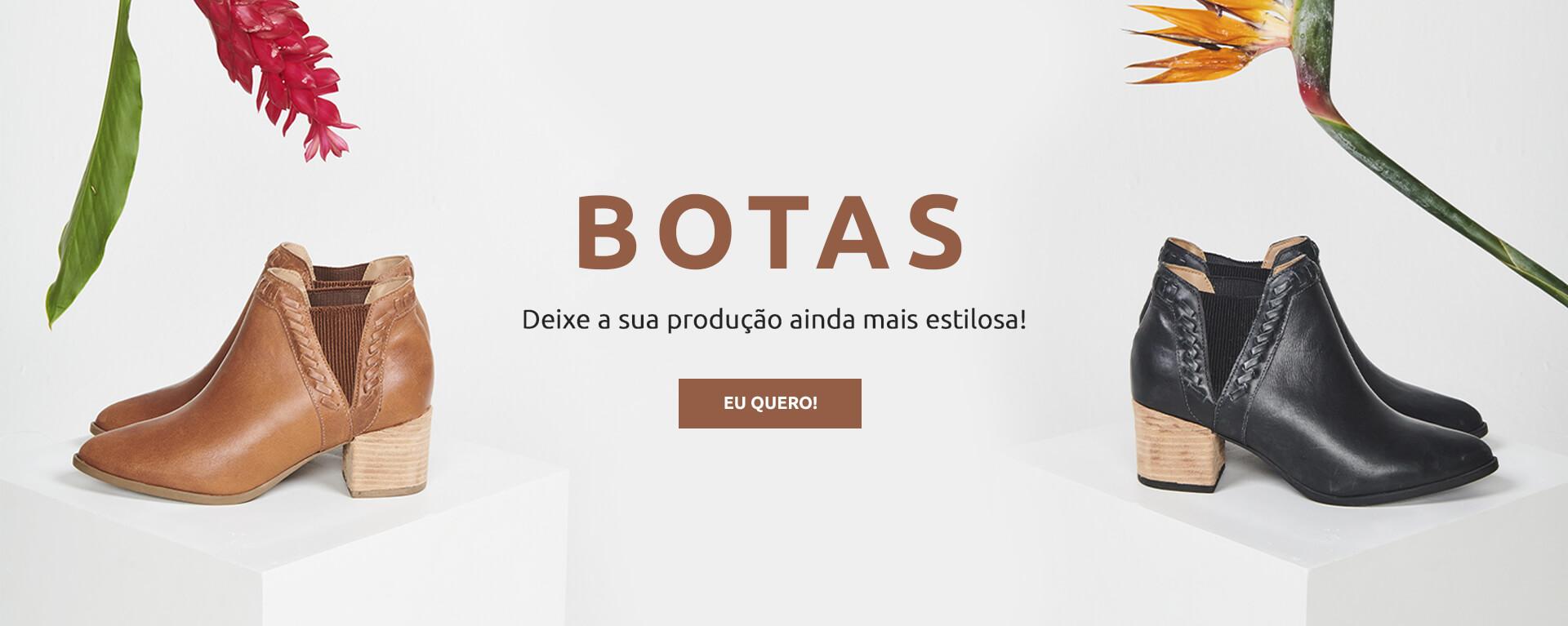 Banner/ botas