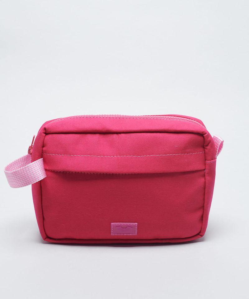 Necessaire Color - Rosa u - rosa