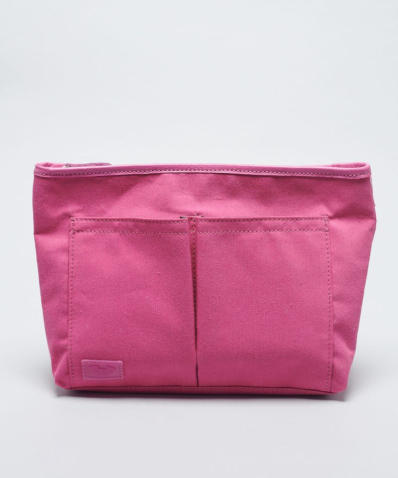 Organizador De Bolsa - Rosa u - rosa